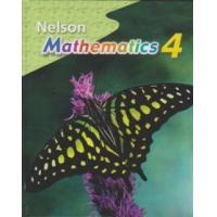 Nelson Mathematics 4 - Text Book