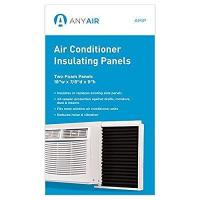 China ANYAIR AMIP Window Air Conditioner Foam Insulating Panels, Pack of 2 on sale