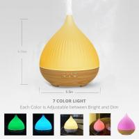 Best Wooden Essential Oil Humidifier wholesale