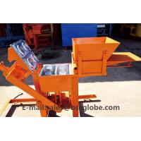 China mobile high demand price concrete block machine on sale