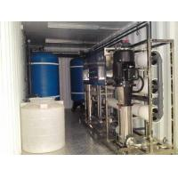 Best 5TPH Containerized Reverse Osmosis Drinking Water Purification Systems wholesale