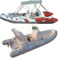 Best PVC Hypalon Inflatable Rib Rubber Boat wholesale