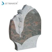 Angel Tombstone&Headstone Himalaya Blue Granite Monuments