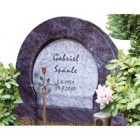 Angel Tombstone&Headstone Bahama Blue Monuments