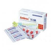 Best Cancer Specialist Ambrox 75 SR wholesale