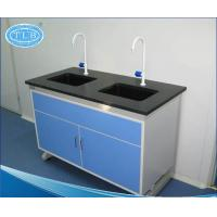 Lab furniture double sink
