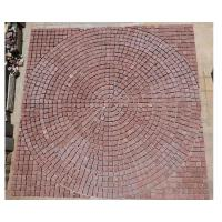 Best Natural Red Paving Stone For Exterior wholesale