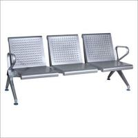 Best Stainless Steel Three Seater Waiting Chair wholesale