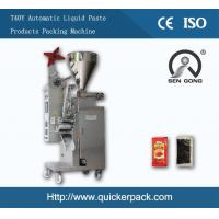Best T40Y Automatic Tomato Ketchup Packaging Machine wholesale