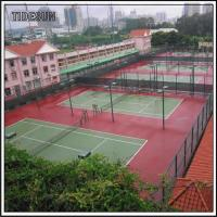 Best Public Indoor Tennis Courts and Field Club Center Flooring wholesale