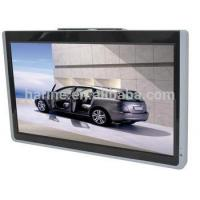 China 19.5 Inch Cheap Flip Down TV LCD Display Ceiling Mount Screen for Car 1600x900 Monitor on sale