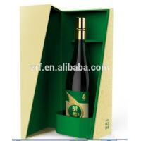 Individual High Quality Wine Packaging Gift Boxes