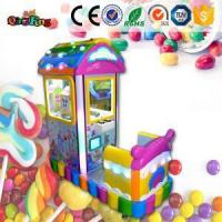 Best Qingfeng 2017 children machines claw candy cheap push candy vending game machine wholesale