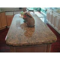 Cheap Red Granite Island Top For Sale