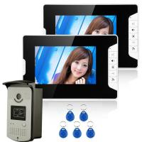 Buy cheap HL-8132 (1V2) 7 inch Wired Video Door Phone from wholesalers