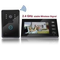 Buy cheap HL-8011 7 inch Wireless Intercom Doorbell Home Security Monitor from wholesalers