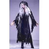 Best Donut Couples Costumes Adult Spider Web Gauze Ghost Costume wholesale