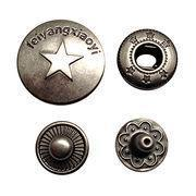 Best VT Metal Snap Fasteners for Fabric wholesale