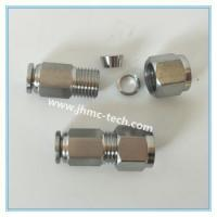 Pneumatic Fittings 304 Push-in Straight union connector