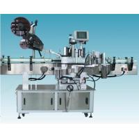 Best 6500W Adhesive Labeling Machine Top And Wrap Around Label Applicator wholesale
