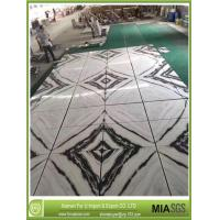 Best Panda White Marble Slabs For Vanity Tops Reception Tops Feature Wall wholesale
