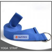 China Custom Logo Yoga Carrying strap on sale