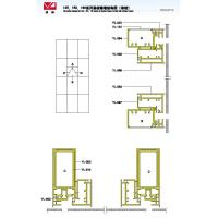 Best 125 150 180 Structural Drawing of Hidden Frame Curtain Wall Series (Single Glass) wholesale