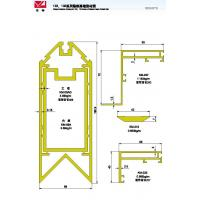 Best 120 130 Structural Drawing of Hidden Frame Curtain Wall wholesale