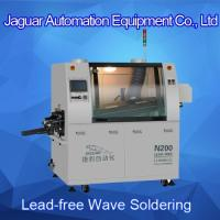 Economic-type wave soldering machine
