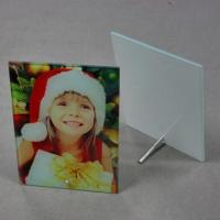 Best Sublimation Tempered Glass Photo Frame wholesale