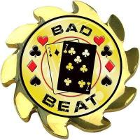Best Bad Beat Spinners Poker Card Protector Cover wholesale