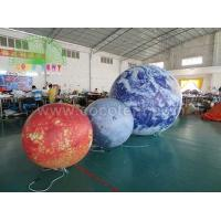 China Inflatable Helium Balloon Item No.: Earth Balloon-001 on sale