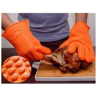 Best silicone material Tools Type Barbecue Gloves wholesale