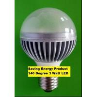 Buy cheap Lighting LED bulb 3W from wholesalers