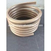 Buy cheap 1inch 45 Degree Bend 6061 Aluminum Tubing with Best Price/Punching Aluminum Bend Tub from wholesalers