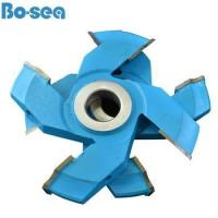 Best Door Raised Panel Profile Cutter Head Woodworking Tools Spinle Cutter Head wholesale