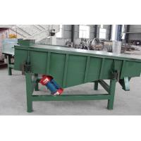 SZF linear vibrating screen for palm fruit with CE&ISO