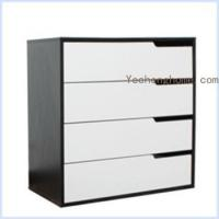 China YBZ living room cabinet wood material chest of drawers on sale