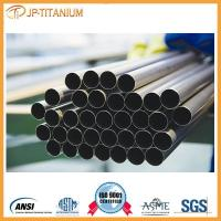 Best China for Industrial/Chemical Use, Grade2 ASTM B338, Seamless/Welded Titanium Pipe Tubes wholesale