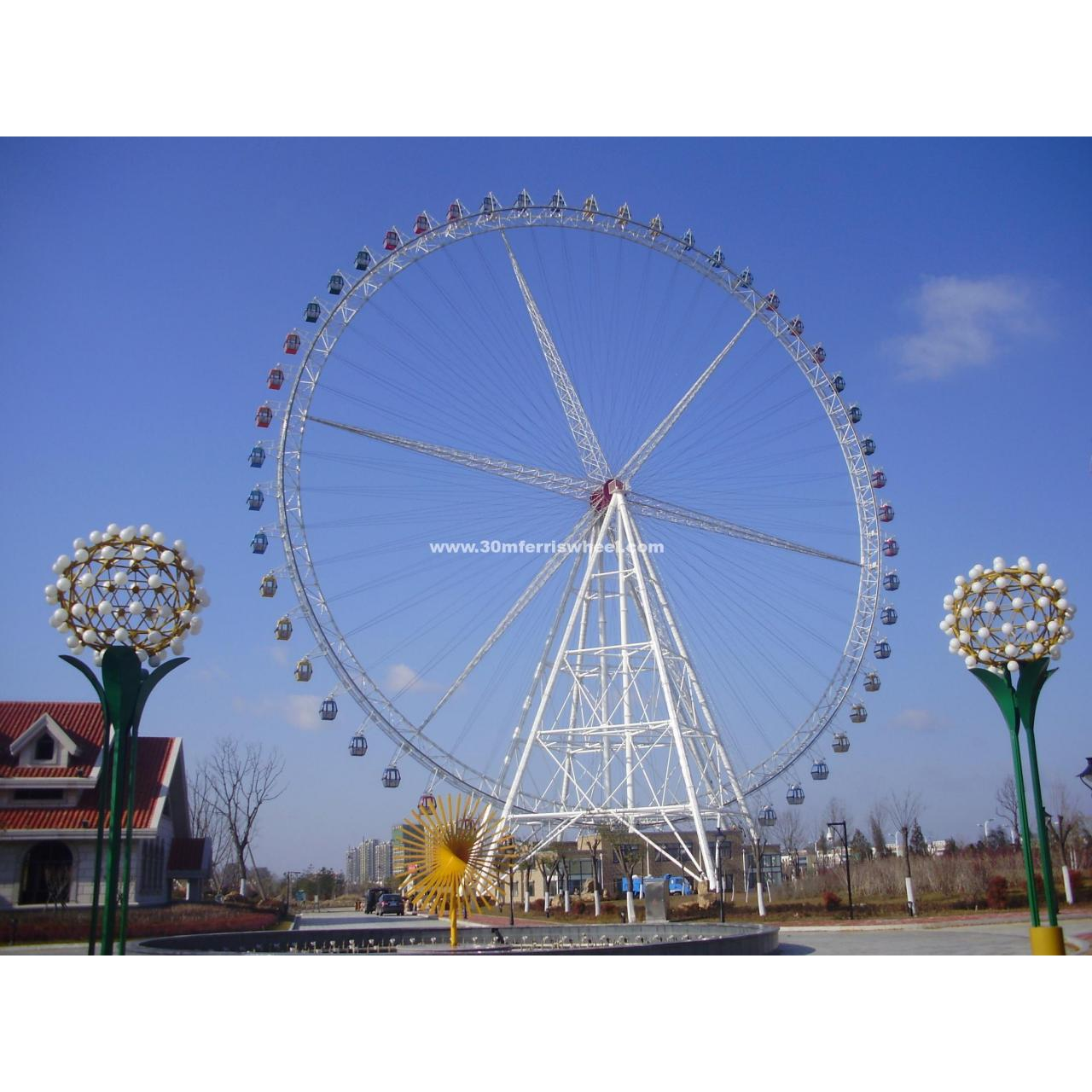 Ferris wheel Christmas decorative Ferris wheel for sale