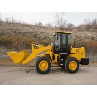 Wheel Loader (3-6T) UNIONTO-836 Wheel Loader