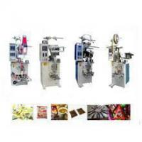 semi automatic food powder packaging machine