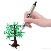 China 2017 Newest 3d magic pen digital 3d doodling pen drawing pen for Children play on sale