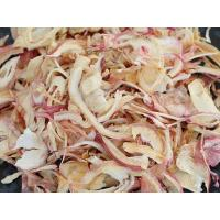 Best Export Grade First Grade Dehydrated Red Onion Flake Production Price wholesale
