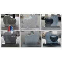 MU-223 Black granite headstone designs