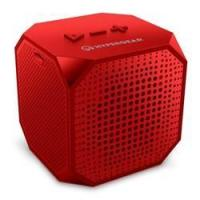 China Alcatel HyperGear Sound Cube Wireless Speaker - Red on sale