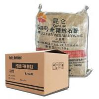 Best Wax FULLY REFINED PARAFFIN WAX 58-60 wholesale