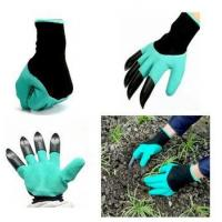 Best NEW Garden Gloves With Claws Waterproof Digging Planting wholesale