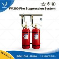 Best ANSUL Hygood FM200 Fire Suppression System with HFC-227ea Gas Fire Extinguisher wholesale