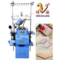 Buy cheap Socks Knitting Machine with Circular Cylinder and Full Automatic from wholesalers
